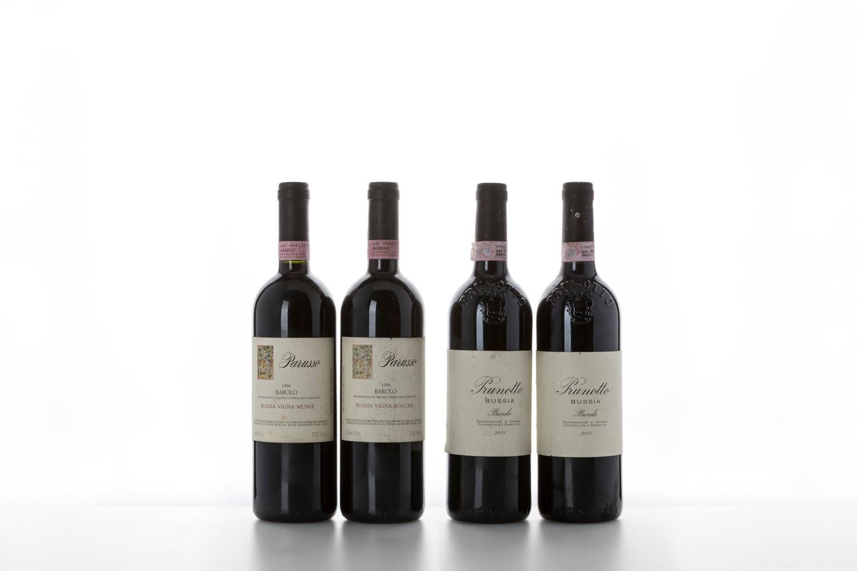 Barolo / Selection Barolo - Piemonte - Parusso Bussia Vigna Munie 1996 (2 [...]