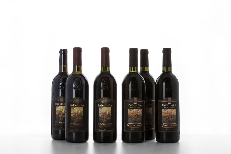 Brunello di Montalcino / Selection Castello Banfi - Toscana - Poggio all'Oro Riserva [...]