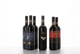 Brunello di Montalcino / Selection Brunello di Montalcino - Toscana - Lazzaretti [...]