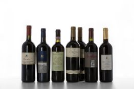 Selection of Tuscan Wines - Toscana - Michele Satta Cavaliere 1997 (1 bt) Tenuta di [...]