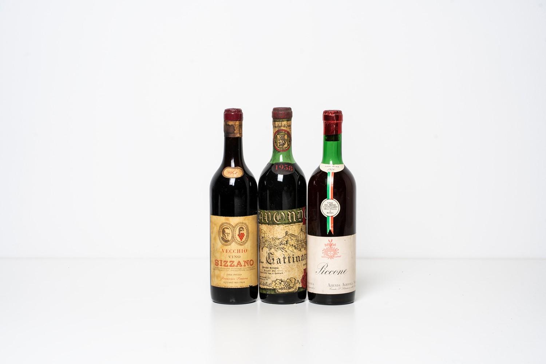 Nord Piemonte / Selection of Piedmont wines - Piemonte - Gattinara Avondo 1958 (1 [...]