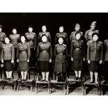 Caio Mario Garrubba (1923-2015) - Il coro dell'armata mongola, years 1950-1960 - [...]