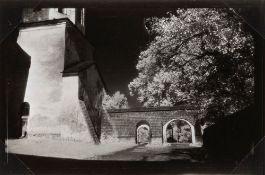 Raoul Hausmann (1886-1971) - Light Study, Limoges, years 1950 - Gelatin silver [...]
