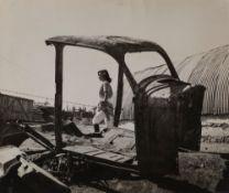Federico Patellani (1911-1977) - Horse Riding Club, Ankara, years 1950 - Vintage [...]