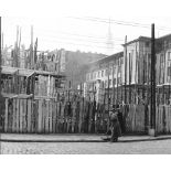 Jean-Loup Sieff (1933-2000) - Warsaw, Poland, years 1950 - Vintage gelatin silver [...]
