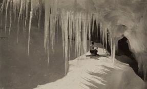 Thayaht (Firenze 1893-Marina di Pietrasanta 1959) - Untitled (Icy landscape), years [...]