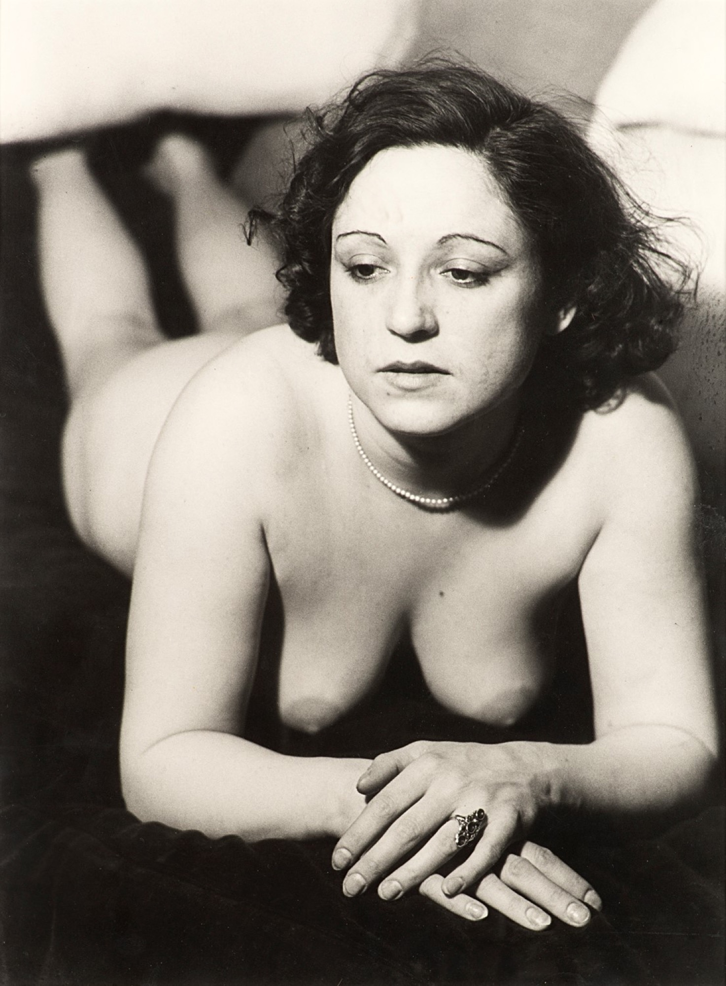 Man Ray (1890-1976) - Femmes, years 1930 - Modern gelatin silver print, printed in [...]