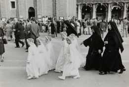 Gianni Berengo Gardin (1930) - The first communion, Venice, years 1960 - Vintage [...]