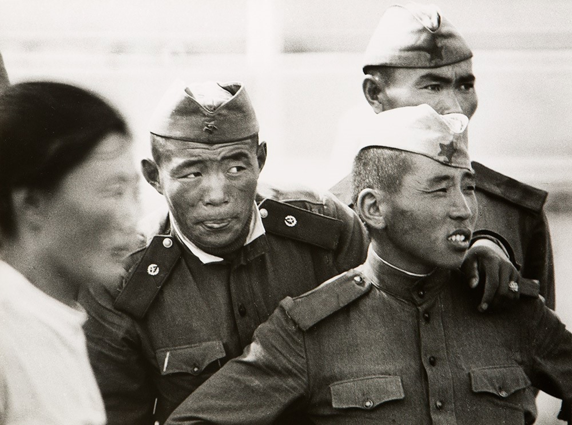 Caio Mario Garrubba (1923-2015) - Forze armate, Mongolia, years 1950-1960 - Vintage [...]