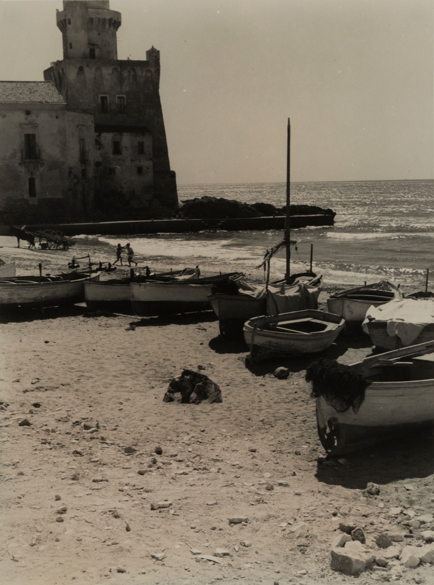 Giulio Parisio - Landscapes, years 1930/1940 - Eight vintage gelatin silver prints [...] - Image 4 of 9