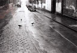 Edouard Boubat (1923-1999) - Montmartre, 1951 - Gelatin silver print, printed later [...]