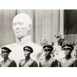 Caio Mario Garrubba (1923-2015) - Mongolia, years 1950/1960 - Vintage gelatin silver [...]