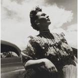 Leo Matiz (1917-1998) - Frida Kahlo, 1941 - Gelatin silver print, printed years 1990 [...]