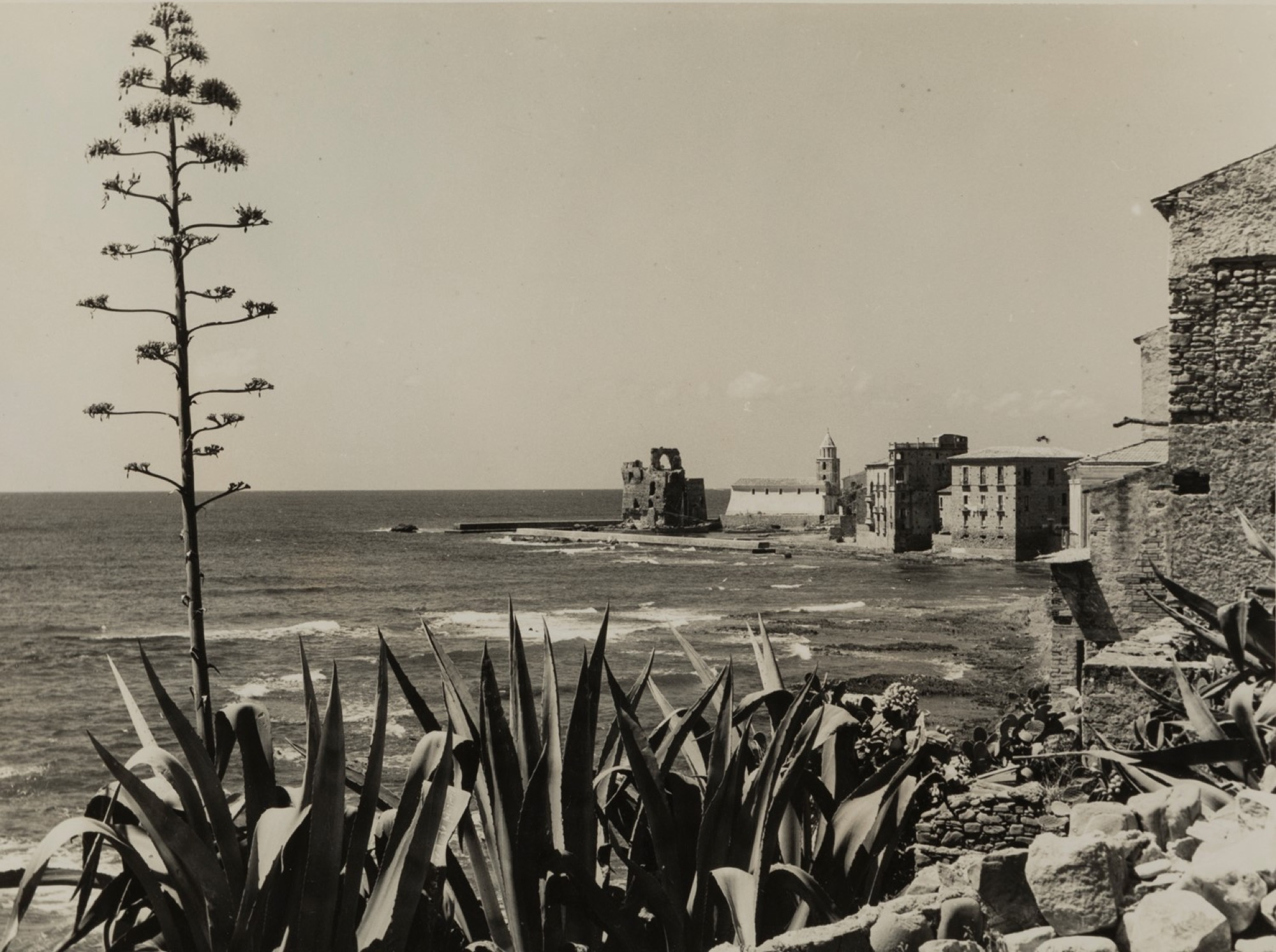 Giulio Parisio - Landscapes, years 1930/1940 - Eight vintage gelatin silver prints [...] - Image 9 of 9