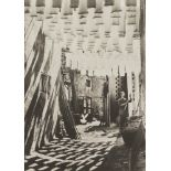 George Rodger (1908-1995) - Wool Suq in Tunis, 1958 - Platinum print, printed later [...]