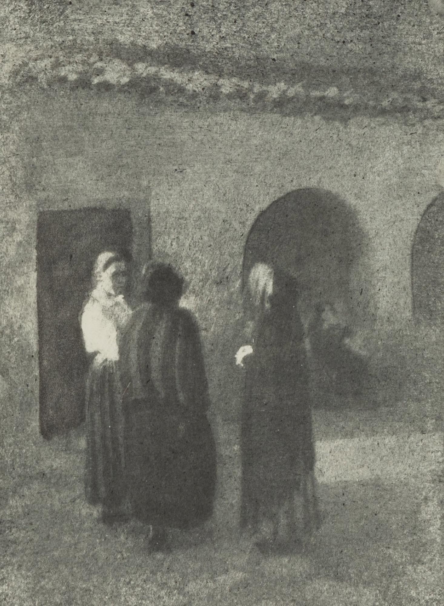 Domenico Riccardo Peretti Griva (1882-1962) - Quattro chiacchiere a Forni, years [...]