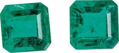 Smaragd-Paar