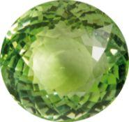 Grüner turmalin