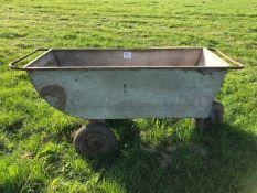 Feed Wheelbarrow