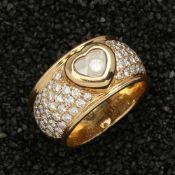 BRILLANT-RING HAPPY DIAMONDS, CHOPARD