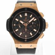 Hublot Big Bang Evolution Chronograph Roségold