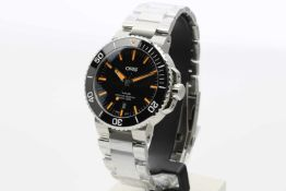 Oris Aquis Date Steel Bracelet 7730