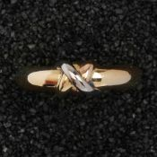 Gold Ring, Trinity, Cartier 1995