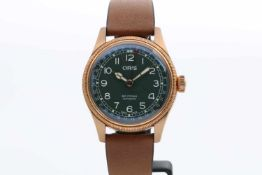 Oris Big Crown Pointer Date 80th Anniversary 7741