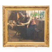 Aloïs BOUDRY (1851-1938)Aloïs BOUDRY (1851-1938), 'goodbye', Oil/canvas Length: 0 cm , Width: 170
