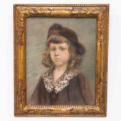 Jef VAN DE FACKERE (1879-1946)Jef VAN DE FACKERE (1879-1946), Portrait, Gouache/paper Length: 0 cm ,