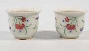 Pair of Cache-Pots