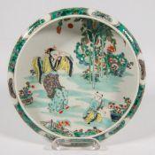 Display plate Wucai