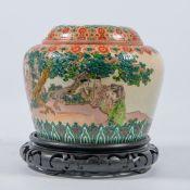 Eastern insence jar