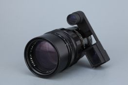 A Leitz Elmarit /2.8 135mm Lens,