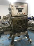 1 X PROSEAL FASTPACK 40 TRAY SEALING MACHINE all working no faults a1 condition.