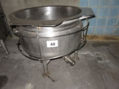 Guisti Jacketed Vessel