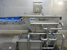 Food Life Flume Washer