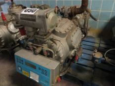 Sabro Unisab II Refrigeration Compressors.Lift out £20