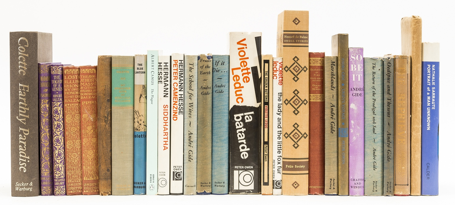 Lot 209 - Sartre (Jean-Paul) The Reprieve, first English edition, 1947; and others similar (27)