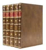 South Seas.- Burney (Capt. James) A Chronological History of the Discoveries in the South Sea or …