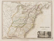 Atlases.- Wyld (James) A General Atlas..., Edinburgh, London & Dublin, John Thomson & Co., [1819].