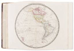 Atlases.- Teesdale (Henry) General Atlas of the World, 1854.