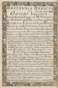 England and Wales.- Owen (John) and Emanuel Bowen. Britannia Depicta, or Ogilby Improv'd, Tho. …