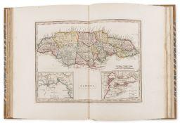 Atlases.- Bell & Co. (Allan) A New General Atlas of the World, London, Allan Bell & Co., 1837.