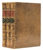 Voyages.- Cook (James) ) [Third Voyage] A Voyage to the Pacific Ocean, 3 vol., lacking Atlas, …