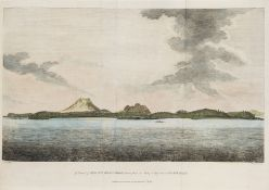 America.- [Beresford (William)] A Voyage round the World; but more particularly to the North-West …