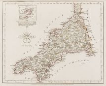 Britain.- Cary (John) Cary's New and Correct English Atlas, 1787 & Cary's New Map of England and …