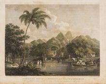 South Seas.- [Wilson (William)] A Missionary Voyage to the Southern Pacific Ocean...in the Ship …
