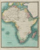 Atlases.- Teesdale (Henry) A New General Atlas of the World, 46 hand-coloured maps, 1831.