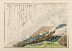 Atlases.- Black's General Atlas, Edinburgh, Adam and Charles Black, 1844.